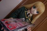 アルテトキオ Ex-LITE 01にエーワンのコスらぶ☆【サクラ坂アイドル】を着せてみた